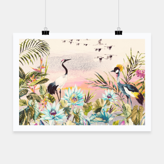 Thumbnail image of Landscapes of birds in paradise Cartel, Live Heroes