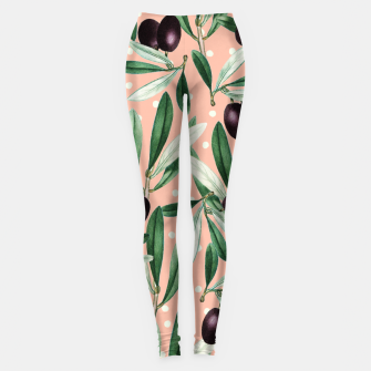 Thumbnail image of Sour Grapes V1 Leggings, Live Heroes