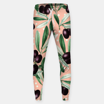 Thumbnail image of Sour Grapes V1 Cotton sweatpants, Live Heroes