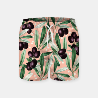 Thumbnail image of Sour Grapes V1 Swim Shorts, Live Heroes