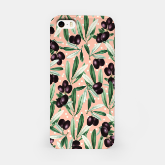 Miniatur Sour Grapes V1 iPhone Case, Live Heroes