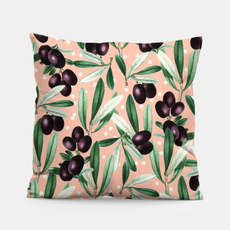 Thumbnail image of Sour Grapes V1 Pillow, Live Heroes