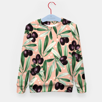 Thumbnail image of Sour Grapes V1 Kid's sweater, Live Heroes