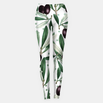 Thumbnail image of Sour Grapes V2 Leggings, Live Heroes