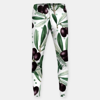 Thumbnail image of Sour Grapes V2 Cotton sweatpants, Live Heroes