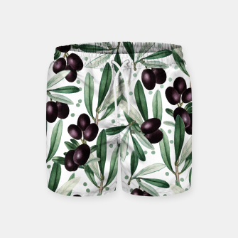 Thumbnail image of Sour Grapes V2 Swim Shorts, Live Heroes