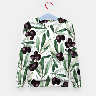 Thumbnail image of Sour Grapes V2 Kid's sweater, Live Heroes