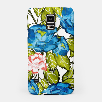 Thumbnail image of Indigo Bloom Samsung Case, Live Heroes