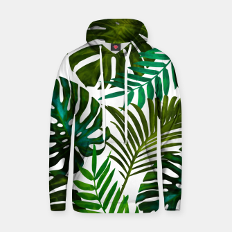 Thumbnail image of Tropical Dream V2 Cotton hoodie, Live Heroes