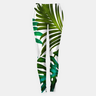 Thumbnail image of Tropical Dream V2 Leggings, Live Heroes