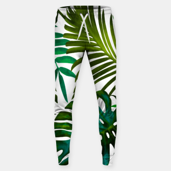 Thumbnail image of Tropical Dream V2 Cotton sweatpants, Live Heroes
