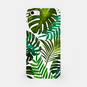 Miniatur Tropical Dream V2 iPhone Case, Live Heroes