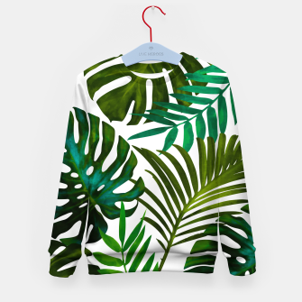 Thumbnail image of Tropical Dream V2 Kid's sweater, Live Heroes