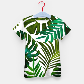 Thumbnail image of Tropical Dream V2 Kid's t-shirt, Live Heroes