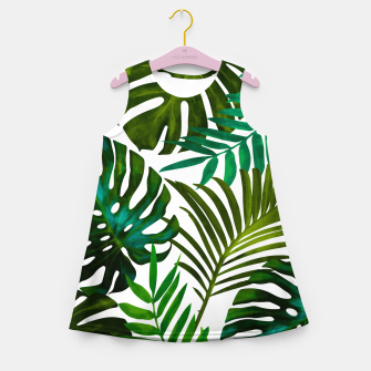 Thumbnail image of Tropical Dream V2 Girl's summer dress, Live Heroes