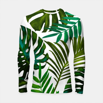 Thumbnail image of Tropical Dream V2 Longsleeve rashguard , Live Heroes