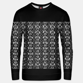 Miniatur B&W Solid Cotton sweater, Live Heroes
