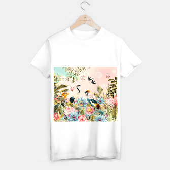 Landscapes of birds in paradise 2 Camiseta Regular thumbnail image