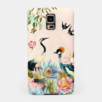 Landscapes of birds in paradise 2 Carcasa por Samsung thumbnail image