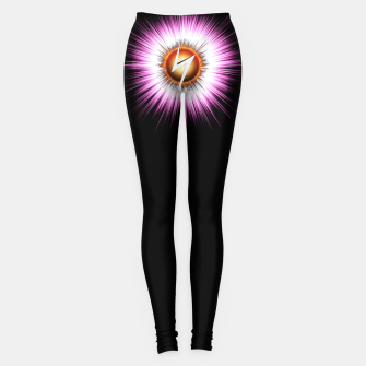 Thumbnail image of Starburst Z NTXT Leggings, Live Heroes