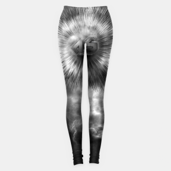 Thumbnail image of A-Synchronous Ethereal Clouds Leggings, Live Heroes