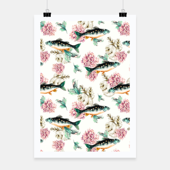 Thumbnail image of Fish in a sea of flowers Cartel, Live Heroes