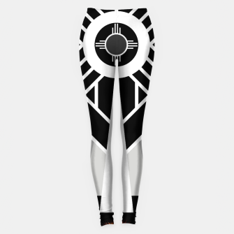 Thumbnail image of Deco Core Leggings, Live Heroes