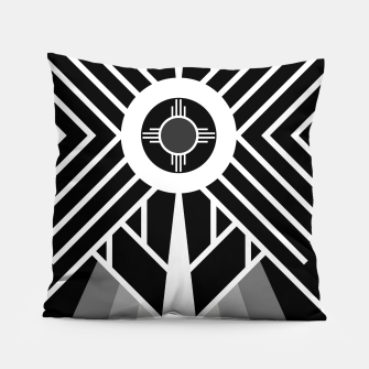 Thumbnail image of Deco Core Pillow, Live Heroes