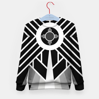 Thumbnail image of Deco Core Kid's sweater, Live Heroes