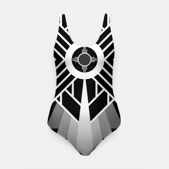 Thumbnail image of Deco Core Swimsuit, Live Heroes
