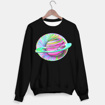 Thumbnail image of Pink Saturn Sweater regular, Live Heroes