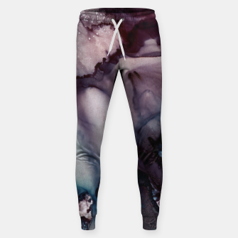 Thumbnail image of Vivid Abstract Cotton sweatpants, Live Heroes
