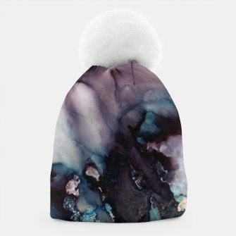 Thumbnail image of Vivid Abstract Beanie, Live Heroes