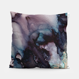 Thumbnail image of Vivid Abstract Pillow, Live Heroes