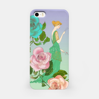 Thumbnail image of  Poetic Garden iPhone Case, Live Heroes