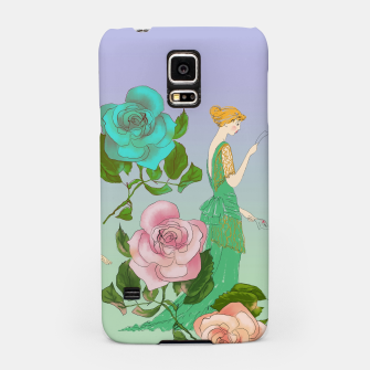 Thumbnail image of  Poetic Garden Samsung Case, Live Heroes