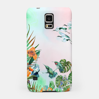 Thumbnail image of Birds in the paradise of the jungle Carcasa por Samsung, Live Heroes