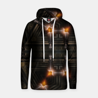 Thumbnail image of The Gate Of Arkrinon Cotton hoodie, Live Heroes
