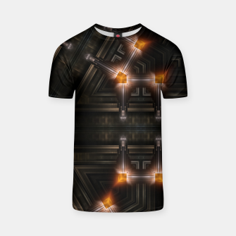 Thumbnail image of The Gate Of Arkrinon T-shirt, Live Heroes