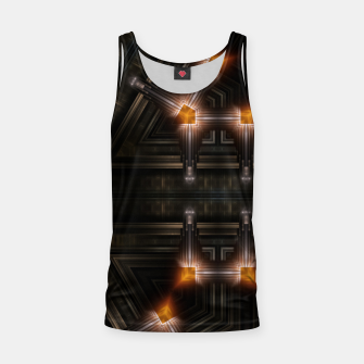 Thumbnail image of The Gate Of Arkrinon Tank Top, Live Heroes