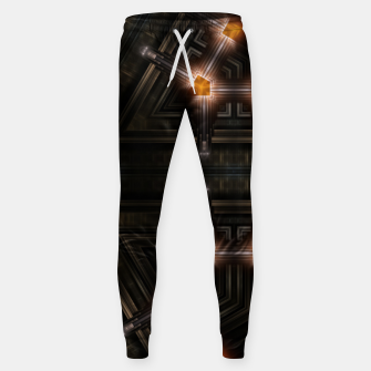 Thumbnail image of The Gate Of Arkrinon Cotton sweatpants, Live Heroes