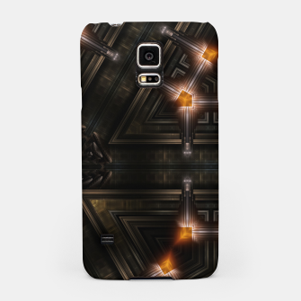 Thumbnail image of The Gate Of Arkrinon Samsung Case, Live Heroes