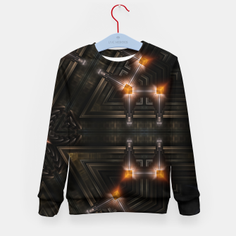 Thumbnail image of The Gate Of Arkrinon Kid's sweater, Live Heroes