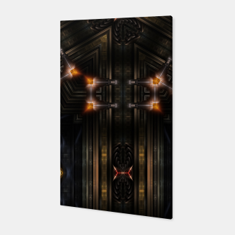 Thumbnail image of The Gate Of Arkrinon Canvas, Live Heroes