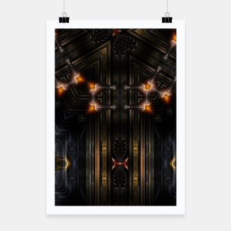 Thumbnail image of The Gate Of Arkrinon Poster, Live Heroes