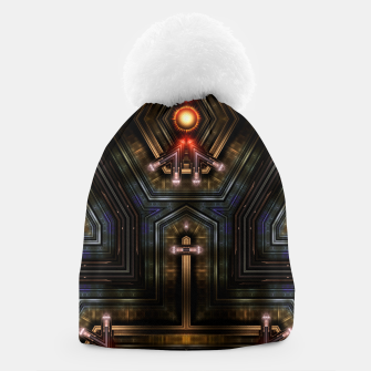 Thumbnail image of Orgatron Beanie, Live Heroes