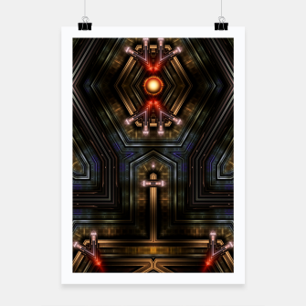 Thumbnail image of Orgatron Poster, Live Heroes