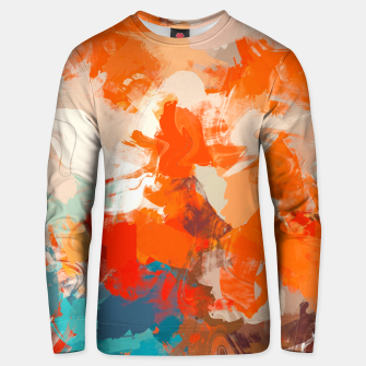 Thumbnail image of Pleasure Cotton sweater, Live Heroes