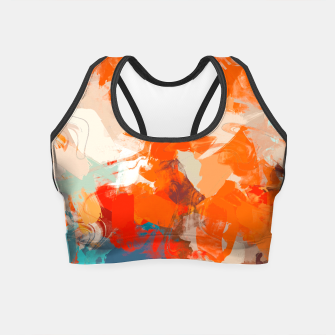 Thumbnail image of Pleasure Crop Top, Live Heroes