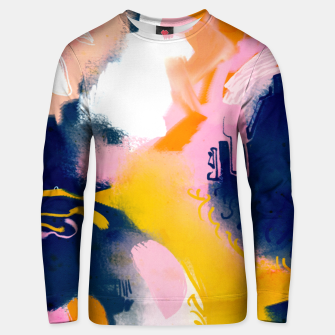 Thumbnail image of Deep dream Cotton sweater, Live Heroes